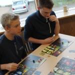 Paladine machen den 'Dungeon Lords' das Leben schwer