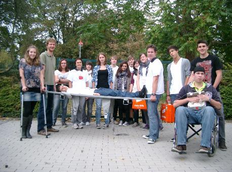 Sanimannschaft 2010/11