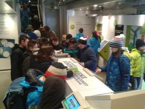 ExpeditionN_4 Innenansicht mit Schülern