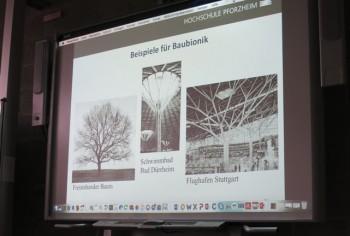 Beispiele aus der Baubionik